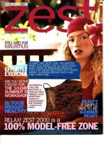Cosmopolitan Zest Fashion Trends